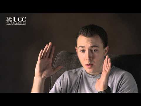 Phd in English at UCC: A Student's Perspective with Tonio Colona