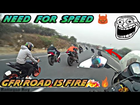 Fast and Furious in Real Life!!! | Blind Cornering!!! | GFR Road
