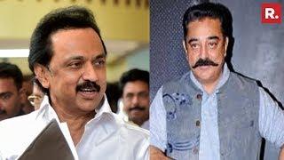 Kamal Haasan Lashes Out At DMK, Says 'Dynasty Politics Has Spoiled Tamil Nadu'