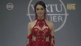 Virtu Atelier   St Petersburg Bridal Fashion Week 2018