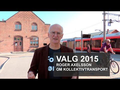 Valg 2015 Ullensaker Venstre - kollektivtransport - Roger Axelsson, ordførerkandidat