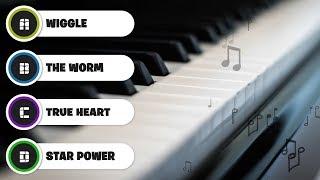 Guess The Fortnite Dance (Piano)