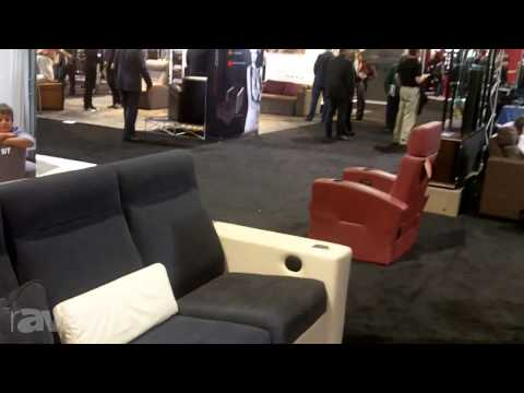 CEDIA 2013: Salamander Designs Details its Olivia Sectional Seating