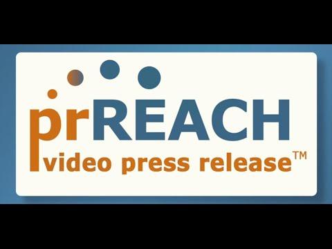 Video Press Release Service prREACH