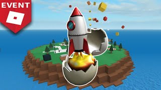 HOW TO GET THE ROCKET EGGSCAPE EGG - ROBLOX EGG HUNT 2019