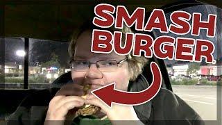 Smashburger BBQ, Bacon & Cheddar