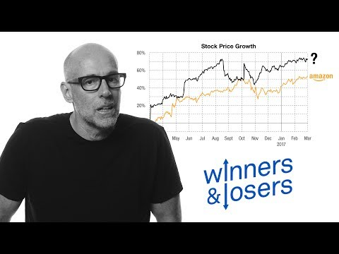 Scott Galloway: The Retailer Growing Faster Than Amazon
