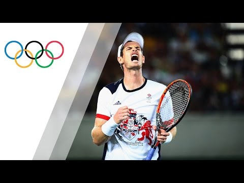 Team GB's Murray defends Olympic title in Men's Singles Tennis | Rio 2016