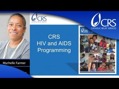 HIV, AIDs and Orphans and Vulnerable Children (OVC's) - A CRS Briefing