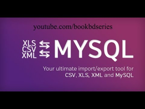 How to export and import database from MYSQL | Data backup Bangla tutorial