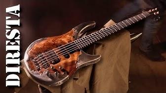 DiResta Bass Guitar Transformation