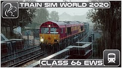 Landslide! - Class 66 EWS - Train Sim World 2020