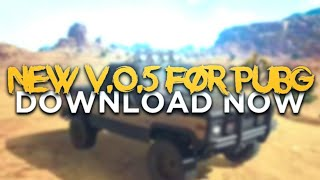 How to download PUBG mobile v0.5 global version(andriod)