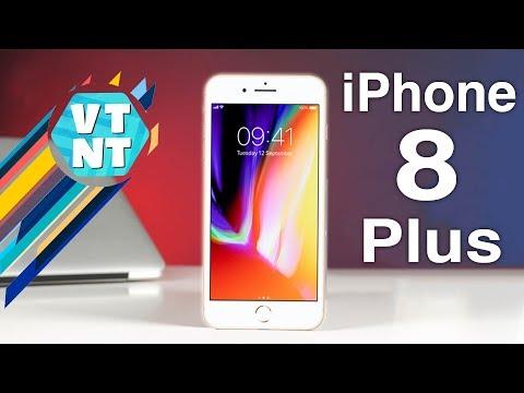 Apple IPhone 8 Plus - ОБЗОР