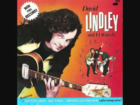 Rock It With I - David Lindley/El Rayo-X