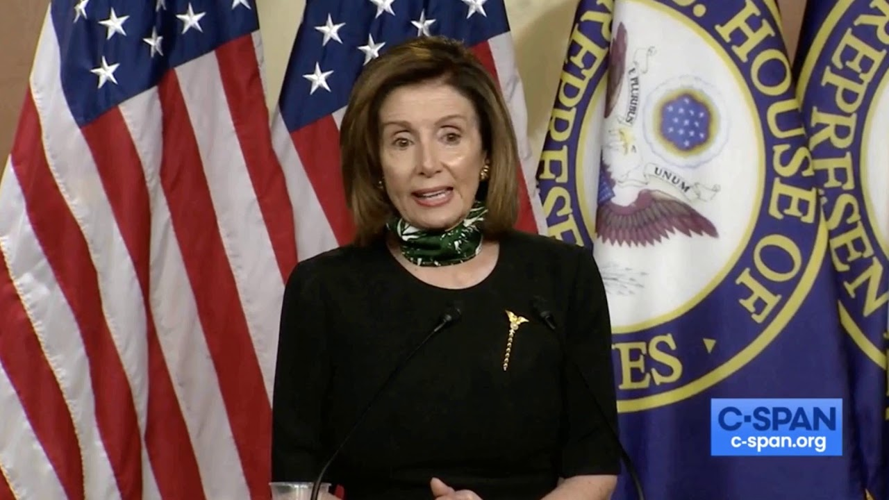 "Speaker Pelosi Claims That Efforts To Hold China Accountable Are ""A Diversion"""