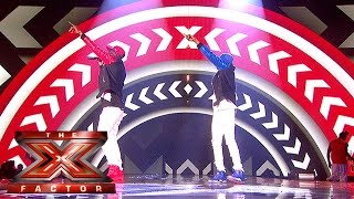 Gambar cover Reggie 'N' Bollie perform their Song of the Series | The Final Results | The X Factor 2015