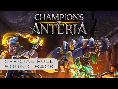 Champions of Anteria (Full Soundtrack) / Jeff Broadbent & Dynamedion