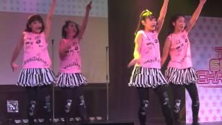 J☆Dee'Z X海峡Y景色 in TOKYO GIRLS CHALLENGE 2013/11/23