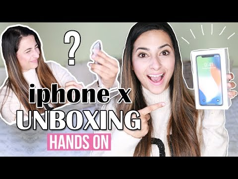 Download Youtube: IPHONE X UNBOXING AND SETUP FAIL! | IPHONE X HANDS ON REVIEW | Ysis Lorenna