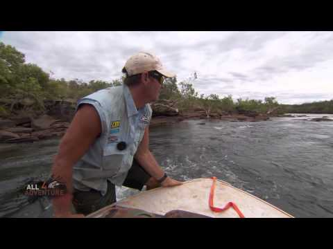 Fitzmaurice Rapids In A Small Boat ► All 4 Adventure TV