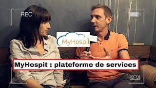 MyHospit : une plateforme de services hospitaliers