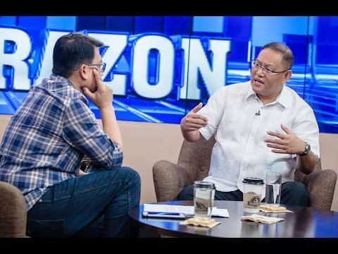 "UNTV: Mayor Marcelino ""Marcy"" Teodoro on Get it Straight"