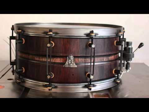 Black Sheoak Bellwether stave snare