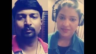 Minsara poove   Smule Sing! Karaoke by RejithaBinu and Krishnakumartg