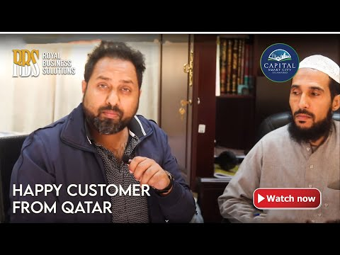 capital-smart-city-review-|-happy-customer-from-qatar-|-official-sales-partner