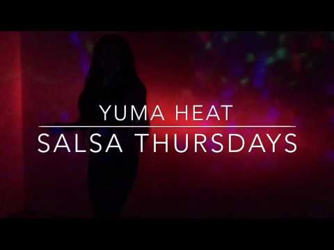 Salsa Thursdays Promo Video