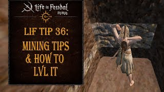 LiF Tip 36: Mining Tips & How to lvl it