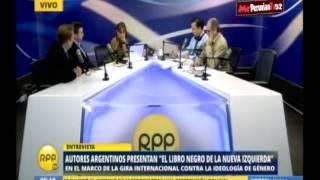 Escándalo en TV: Agustín Laje y N. Márquez destruyen periodista feminista.