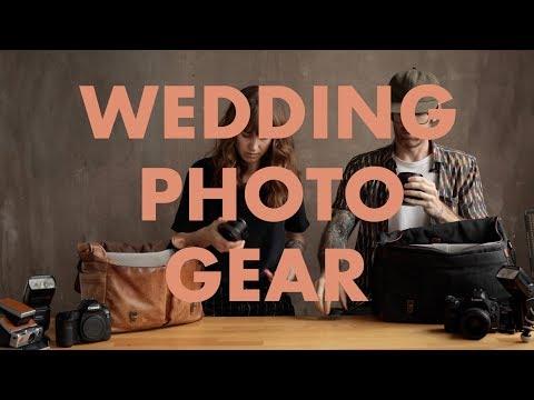 Wedding Photography Gear List