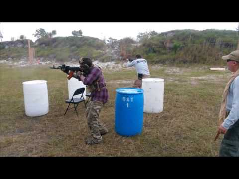 Defensive Carbine Immersion By Florida Firearms Training