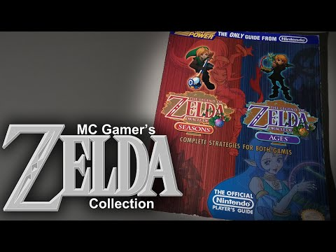 Oracles Nintendo Power Player's Guide - MC's Zelda Collection thumbnail
