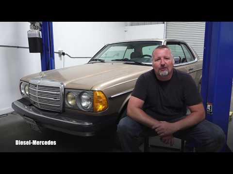 Mercedes W123 Power Windows