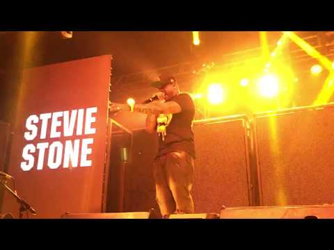 1 - Get Fucked Up & The Reason - Stevie Stone (Live in Raleigh, NC - 05/08/17)