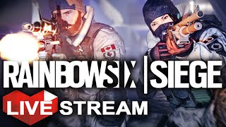 Rainbow Six Siege: Black Ice | Buck & Frost are SAVAGE | Gameplay LIVE Stream (Part 21)