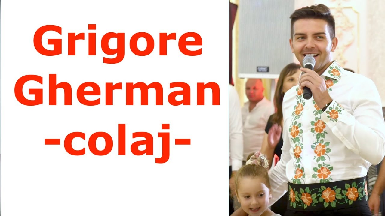 Grigore Gherman la cea mai frumoasa nunta.Colaj muzica populara muzica de petrecere grigore gherman