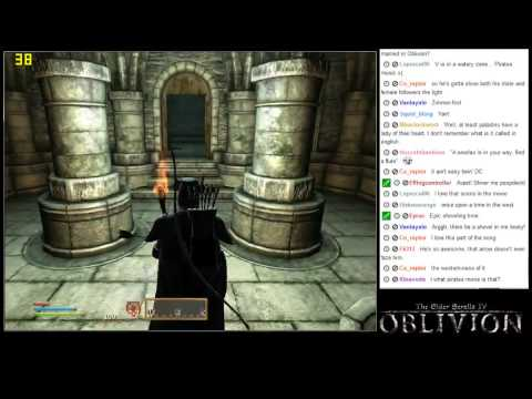 Let's Stream Oblivion Part 8
