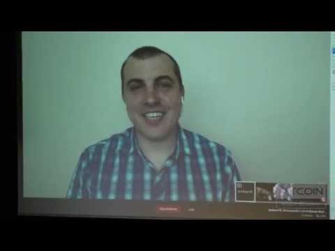 Andreas Antonopoulos Demystifies Bitcoin Mining