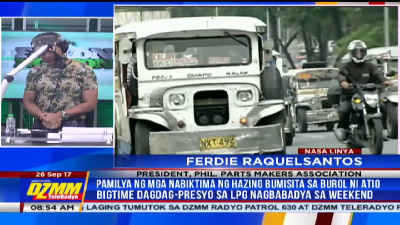 New eco-friendly jeepney prototypes to be unveiled