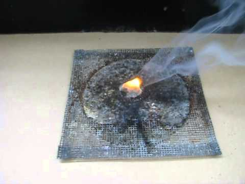 how to make red phosphorus