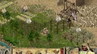 Stronghold Crusader - Mission 33 - Misty River