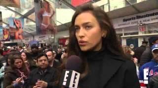 Irina Shayk defende Cristiano Ronaldo e revela o seu homem ideal