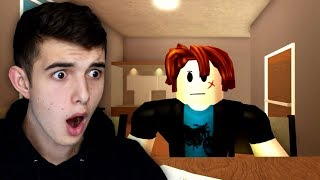 """Reacting to """"The Last Guest 2 - A Sad Roblox Movie Official Trailer"""""""