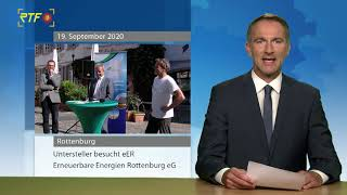 RTF.1-Nachrichten 19.09.2020