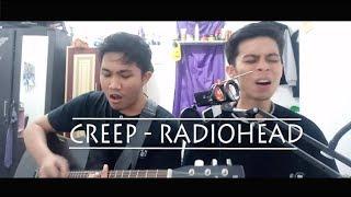 CREEP - RADIOHEAD (COVER) | SAMSON GO MIC TESTING