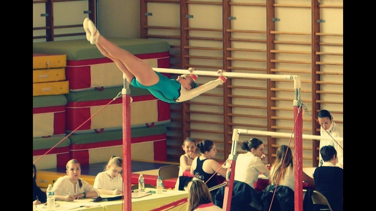 Video De Gym Dans Le Jardin #11: Compétition Zone De Gymnastique à Lisieux ♥ - YouTube